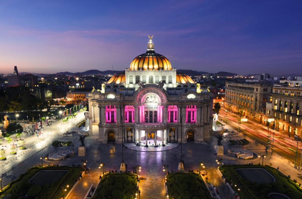 Fin de semana en la Ciudad de México