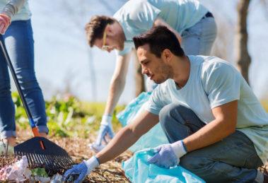 Cómo inició el voluntariado