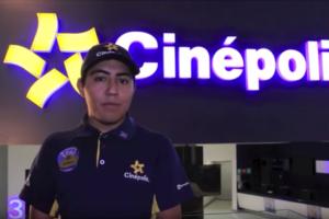 Germán Reyes, testimonio de un voluntario de Cinépolis