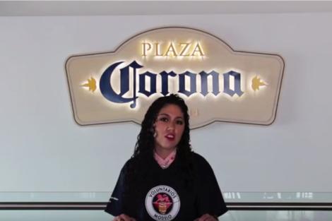 Karla Saldaña, testimonio de una voluntaria de Grupo Modelo