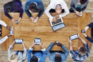 La tecnología y la empresa