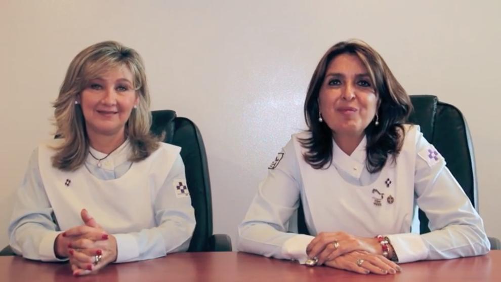 Carolina Silva y Norma Fragoso, testimonio sobre el voluntariado del Hospital General de México