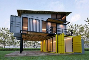 Container Homes: Una nueva manera de hacer bienes raíces
