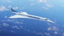 Vuelos supersónicos: United Airlines invertirá 3,000 mdd para aviones de Boom Jet